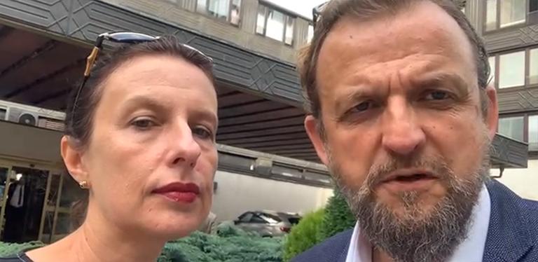 Relacja z sejmu –  r.pr. Paweł Nogal i r. pr. Izabela Stefańska-Nogal (nowelizacja ustawy o zwalczaniu chorób zakaźnych)